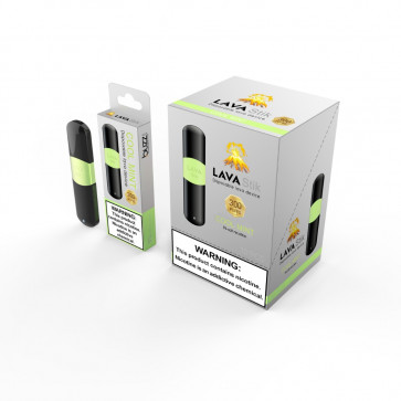 Cool Mint Disposable E-Cig